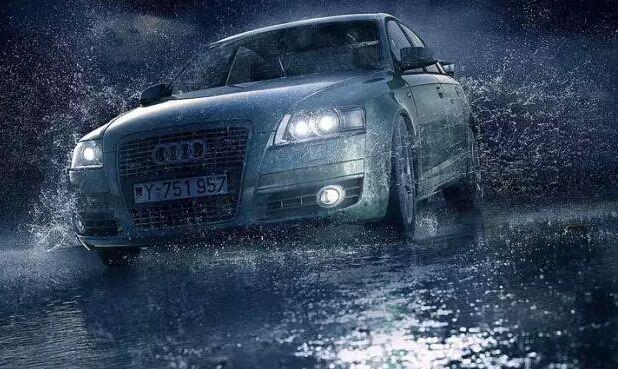 雨天车辆没电怎么办?充电会不会有危险?