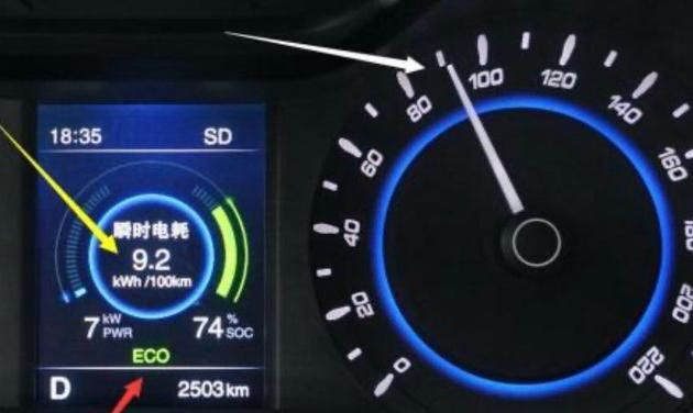 新能源汽车与油车相比,单公里成本费用谁高?